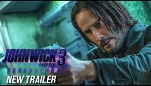 John Wick 3 (2019) [HDCAM HQ] (Official Trailer)