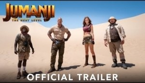 Jumanji: The Next Level (2019) [HDCam] (Official Trailer)