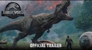 Jurassic World Fallen Kingdom (2018) (Official Trailer)