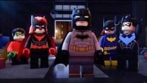 LEGO DC: Batman - Family Matters (2019) (Official Trailer)