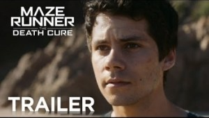 Maze Runner The Death Cure (2018) (Official Trailer)