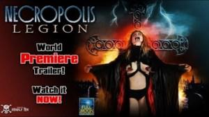 Necropolis: Legion (2019) (Official Trailer)