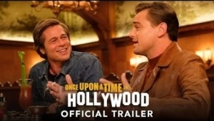 Once Upon a Time in Hollywood (2019) HDCam] (Official Trailer)