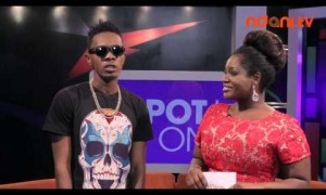 """VIDEO: Patoranking on The Spolight With Toolz on Ndani TV's """"The Juice"""""""