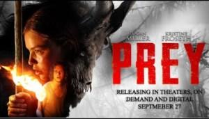 Prey (2019) (Official Trailer)