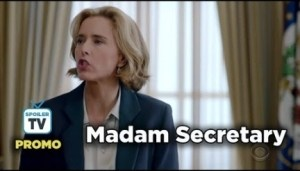 [Promo / Trailer] - Madam Secretary S05E13 - Proxy War