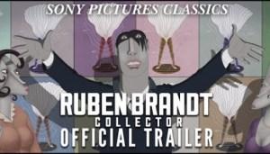Ruben Brandt Collector (2019) (Official Trailer)