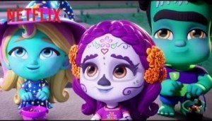 Super Monsters: Vidas First Halloween (2019) (Official Trailer)