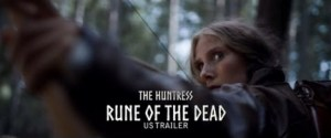 The Huntress: Rune Of The Dead (2019) (Official Trailer)
