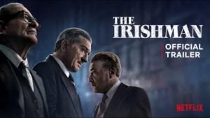 The Irishman (2019) (Official Trailer)