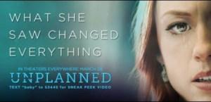Unplanned (2019) [HDCAM] (Official Trailer)