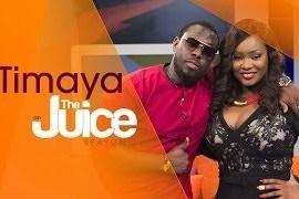 (Video) Timaya On The Juice