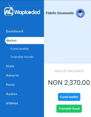 How to Fund Your Waploaded Wallet