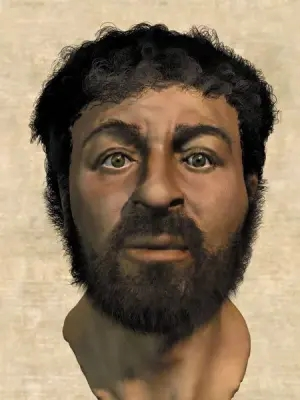 "Photo: British Scientists Claim That This Is The ""Real"" Face Of Jesus"