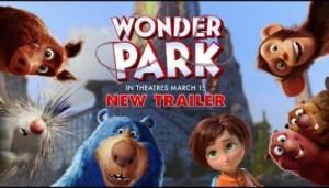 Wonder Park (2019) [HDCAM] (Official Trailer)