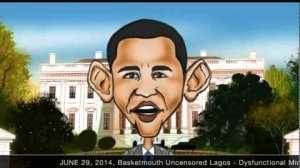 Video: President Obama endorses Basketmouth Uncensored Show