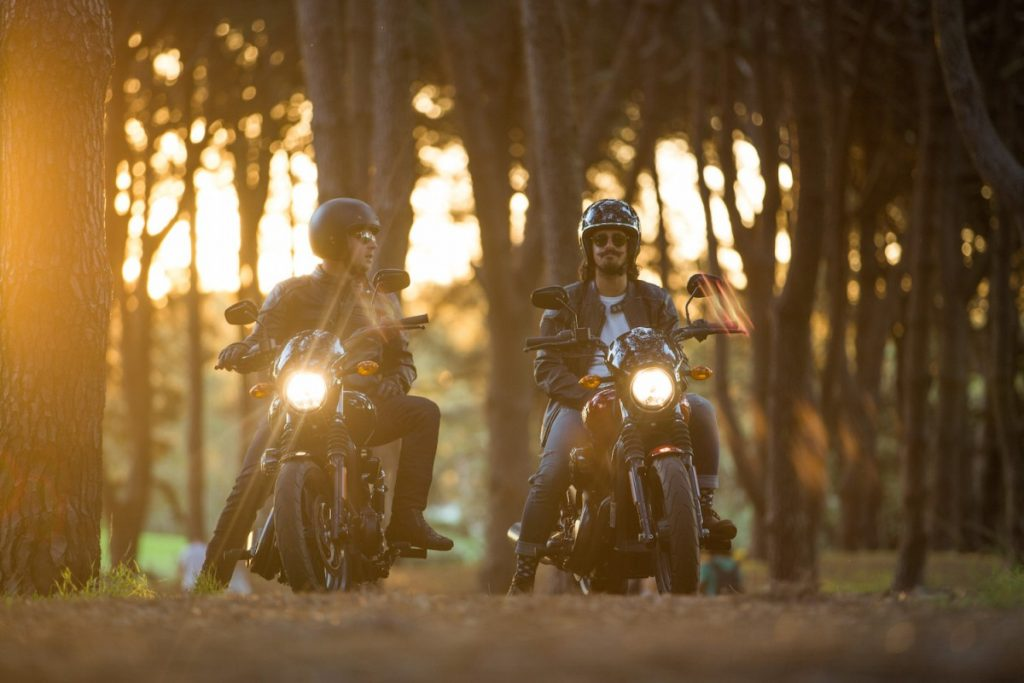 An Urban Adventure // Sydney (NSW) Henry Brydon, Photo Daniel Bolt, motorbikes, lights, head lamp, woods, trees