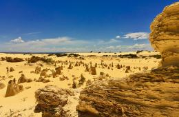 Henkjan Schrijver Western Australia WA Roadtrip Shark Bay Pinnacles Desert Beach