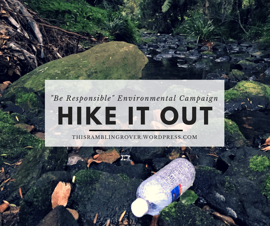 hike it out, heather porter, environment
