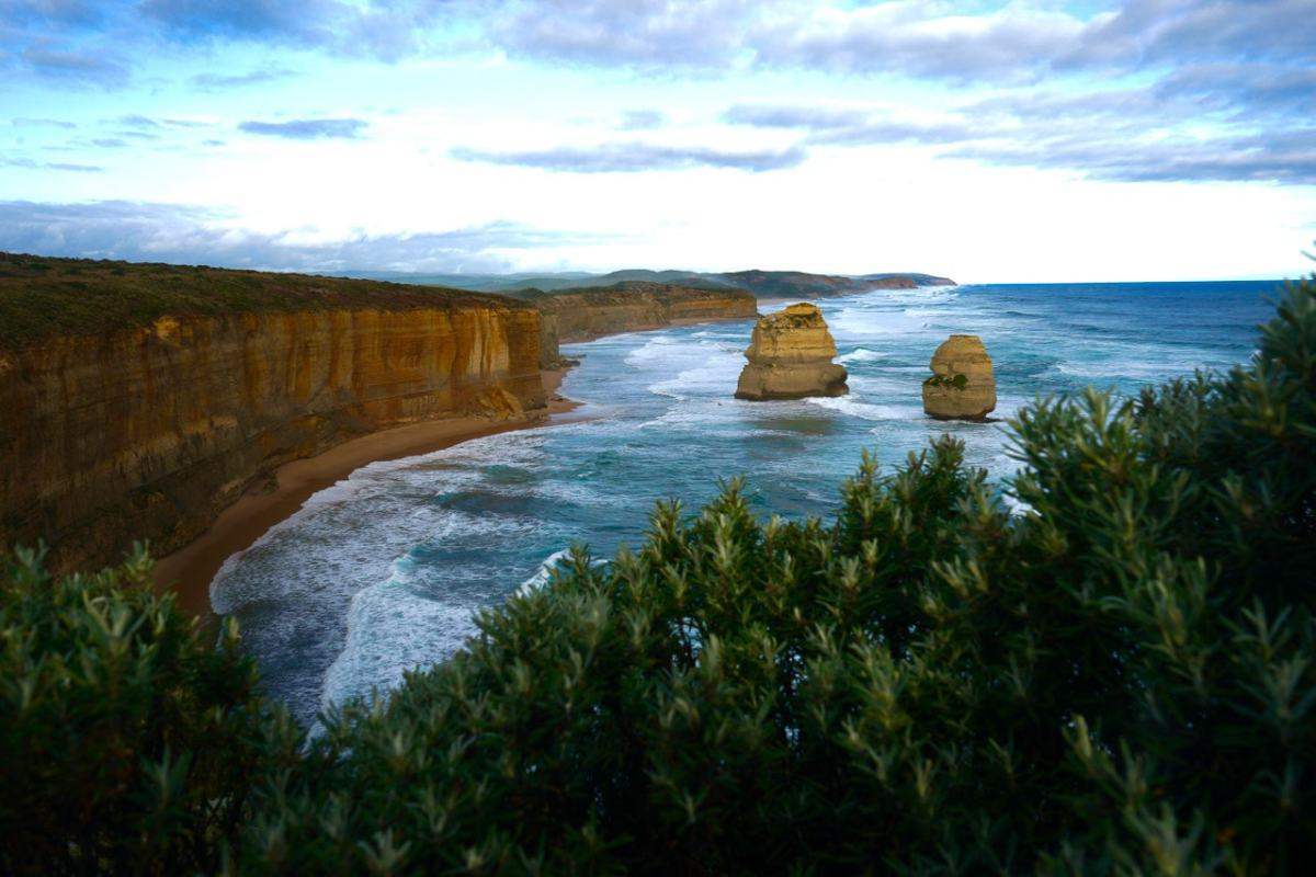 Lachie Thomas multi-day hikes victoria Great Ocean Road hike
