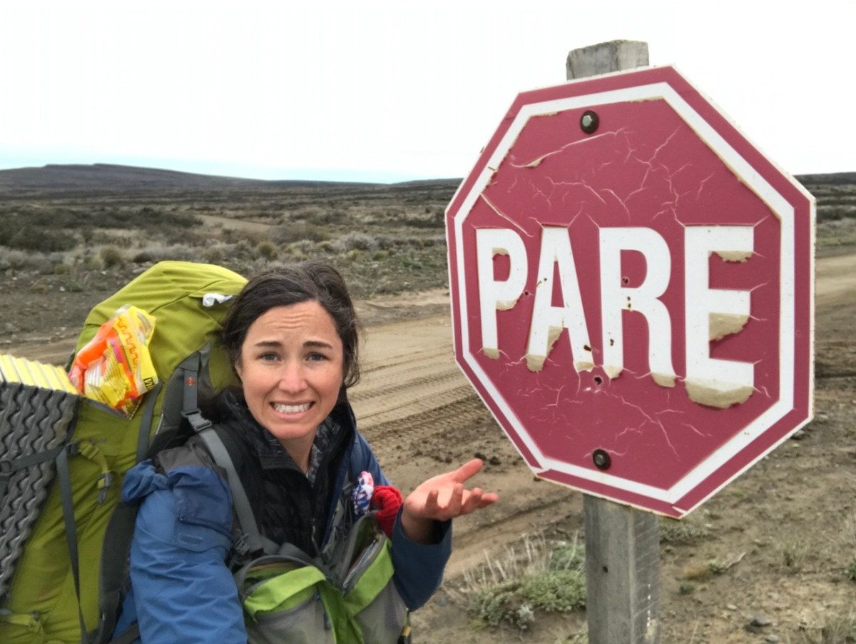 Lucy Barnard, No Stopping, the north face adventure grant