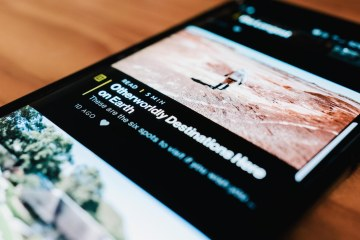 matt horspool, national geographic app, natgeo, app, phone, screen