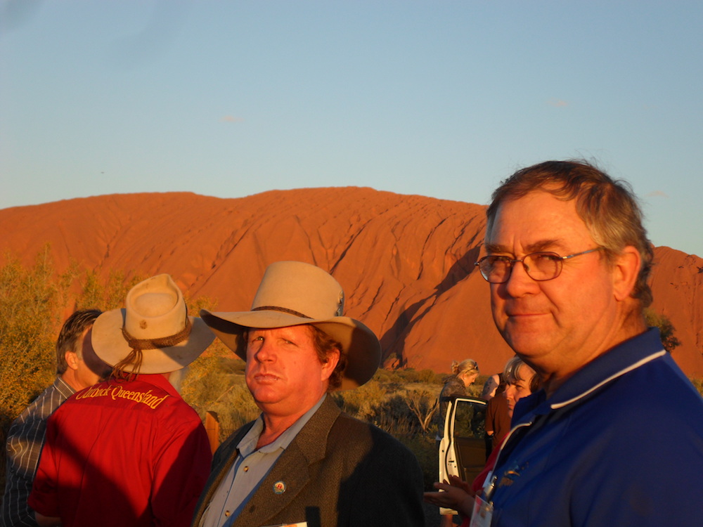 patrick hill, rick britton, mayor of boulia, rob mulally, outback way, road trip, red centre, story, uluru