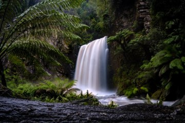 Raging Rapids \\ Waterfalls Of The Great Otway National Park, Kate Bradley, Hopetoun Falls from ground level, long exposure