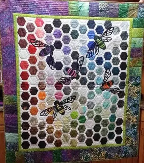 Getting in the quilting spirit | Whitecourt Star