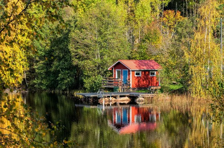 Burke Vt Fall Wallpaper Cottage Country Vs Cabin Country Wiarton Echo