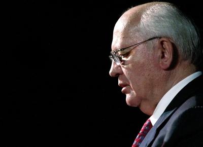 1991    - Gorbaciov demisionează din fruntea Partidului Comunist al Uniunii Sovietice (Imagine: Mediafax Foto/AFP)