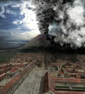Oraşul Pompei
