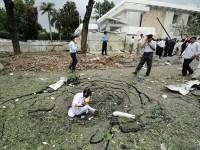 Cel puţin opt morţi în urma unei explozii, la Islamabad (Imagine: Mediafax/AFP)