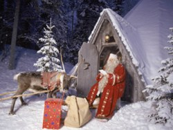 Cea mai lungă scrisoare pentru Moş Crăciun a ajuns în Laponia (Imagine: Mediafax Foto)