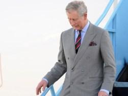 Prinţul Charles a sosit în România (Imagine: Mediafax Foto/AFP)