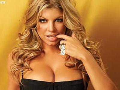 Fergie, prostituata din