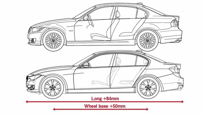 VIDEO: comparaţie BMW Seria 3 vechi vs nou (E90 vs. F30)