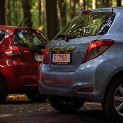 Toyota Yaris Trd Vs Honda Jazz Rs Grand New Avanza Grey Metallic Imagini Pui De Samurai 1 3 Vvti