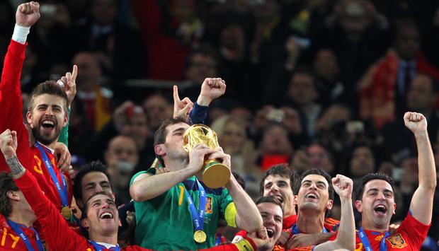 Spania - noua campioana mondiala!