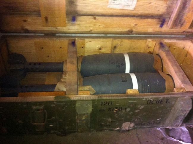 Мины, тротил, снаряды: СБУ выявила на Донетчине два крупных схрона с боеприпасами 08