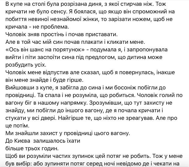 Рудзька, який намагався зґвалтувати пасажирку поїзда Маріуполь-Київ, затримано, - заступник голови МВС Геращенко. ФОТО 04