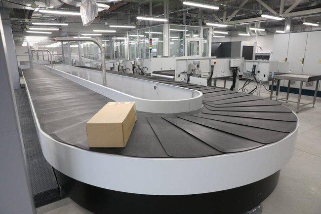 Новый терминал аэропорта Запорожья достроен, - мэр Буряк 09