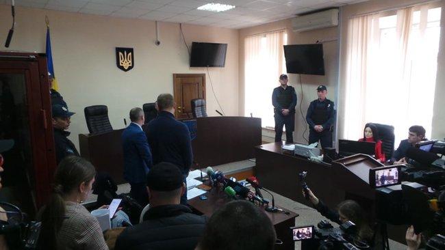Прокуратура просить суд відправити під цілодобовий домашній арешт ветерана АТО Тамаріна за зрив презентації Сивохо 04
