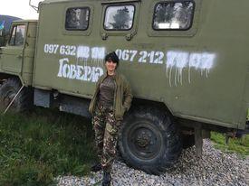 Військовий медик Ірина Голосна: Помираючи, хлопець усе дякував, що його не кинули. Він так радів: Мама мене поховає!.. 04