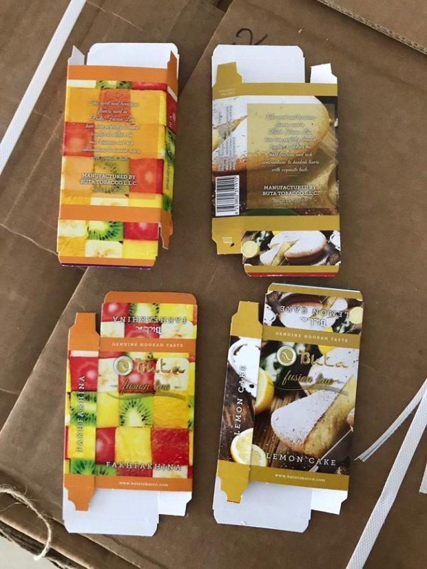Незаконне масове виробництво тютюну для кальяну ліквідовано на Київщині: вилучено підакцизної продукції майже на 13 млн грн 05
