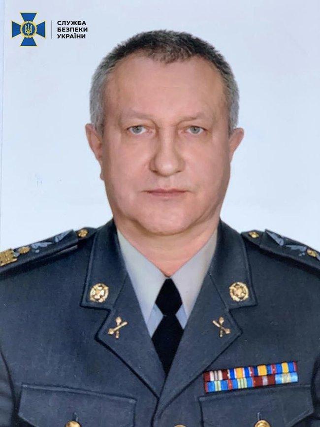 Контрразведка задержала работавшего на ФСБ РФ генерал-майора СБУ Шайтанова по подозрению в госизмене и совершении терактов 04