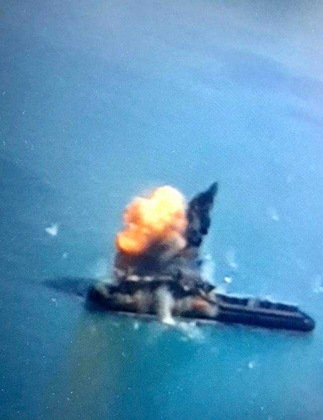 Успішні випробування ракетного комплексу Р-360 Нептун 01