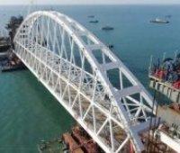 Россия завтра откроет Керченский мост в оккупированный Крым