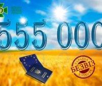"""""""Безвизом"""" с ЕС за год воспользовались 555 тысяч украинцев"""