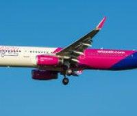 Wizz Air добавила новые рейсы в Украину